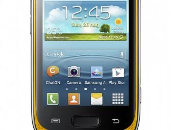 Samsung Galaxy Music dostaje Jelly Bean