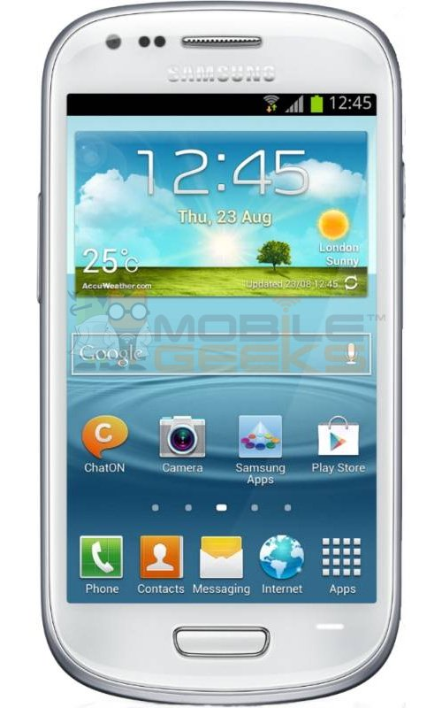 Samsung Galaxy S-III Mini - leak