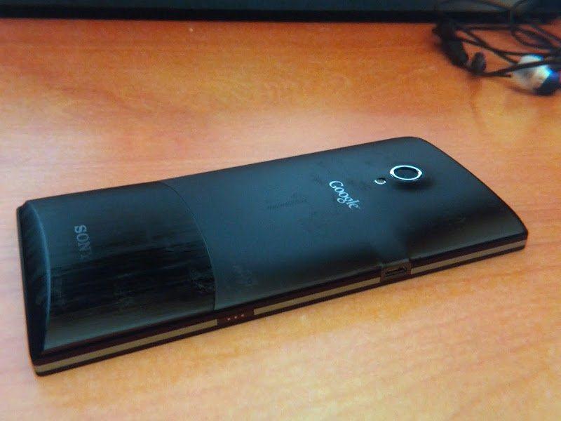 Sony Nexus X - leak