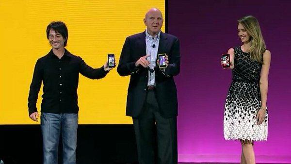 Windows Phone 8 - Jessica Alba