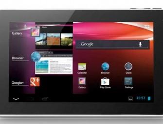 Alcatel One Touch T10 – budżetowy tablet francuskiego producenta