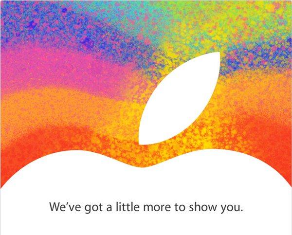 iPad mini - zaproszenie