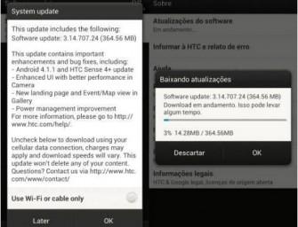 Android 4.1.1 Jelly Bean dla HTC One X już jest