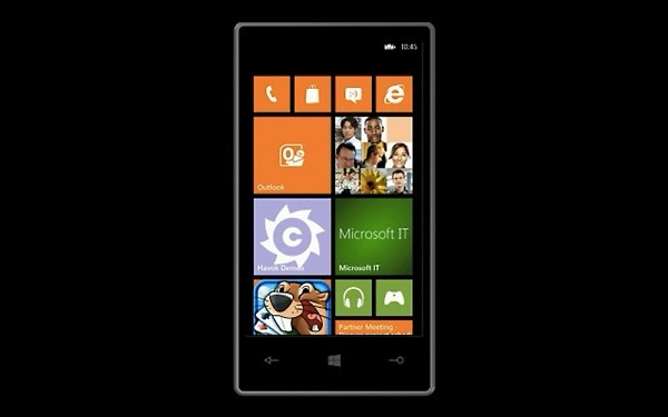 Microsoft Windows Phone - Smartfon