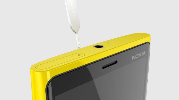 Nokia Lumia 920 - slot SIM