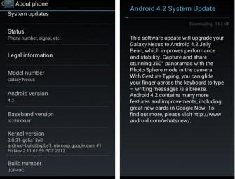 Android 4.2 dla Galaxy Nexus już jest (instrukcja instalacji)