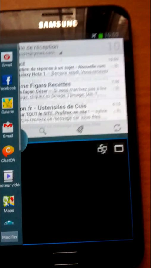 Samsung Galaxy Note - Multi-View-0