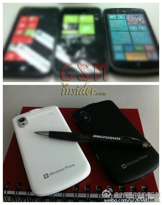 ZTE 6-calowe smartfony Windows Phone