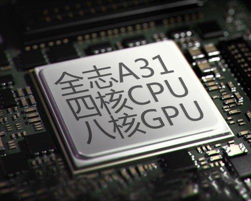 Allwinner A31 Quad-Core