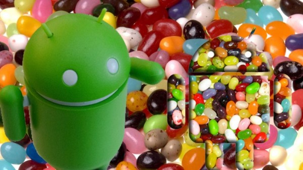 Android Jelly Bean - logo