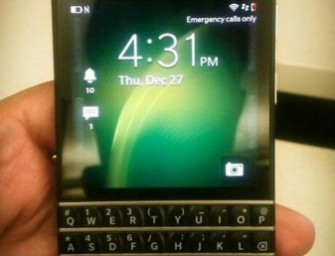 BlackBerry N-Series – kolejne zdjęcia trafiły do sieci