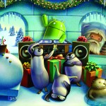 Google dla Android – Świąteczna tapeta – iglo