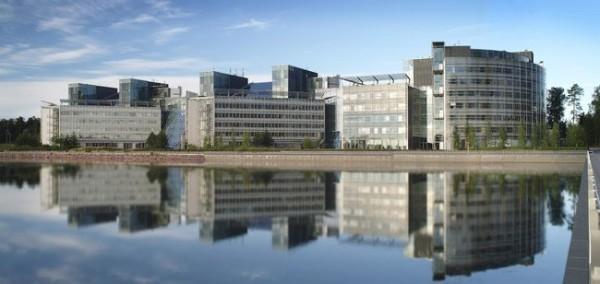 Nokia - siedziba główna