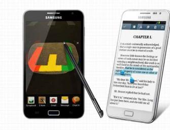 Android 4.1.2 dla Samsunga Galaxy Note N7000 już jest