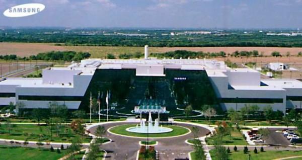 Samsung - teksańska fabryka półprzewodników