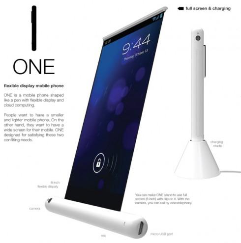 Samsung One concept