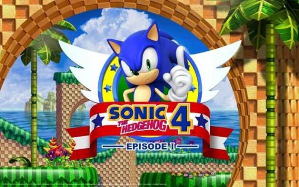 Sonic the Hedgehog 4: Ep 1