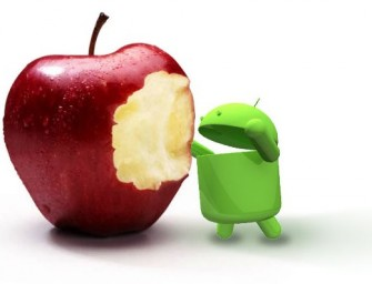 Apple króluje w USA, resztą świata zawładnął Android