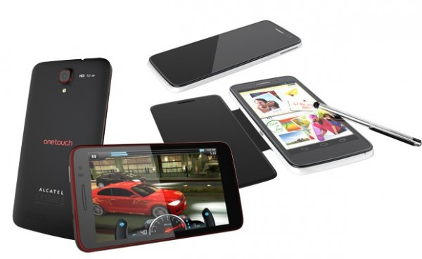 Seria Alcatel One Touch Scribe