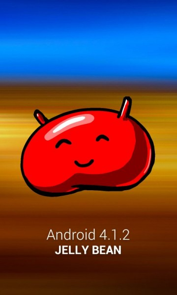 Android 4.1.2 Jelly-Bean