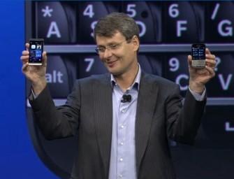BlackBerry przed sprzedażą zostanie podzielone?