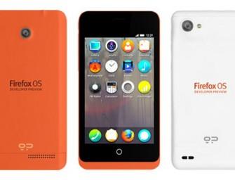 GeeksPhone Keon i Peak – poznaliśmy ceny smartfonów z Firefox OS, jest naprawdę tanio
