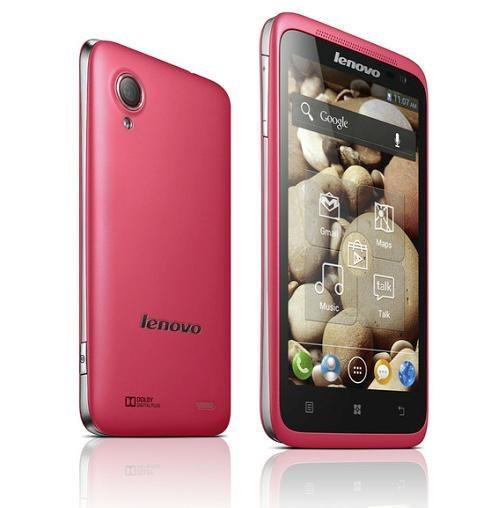Lenovo - smartfon z Android na CES 2013