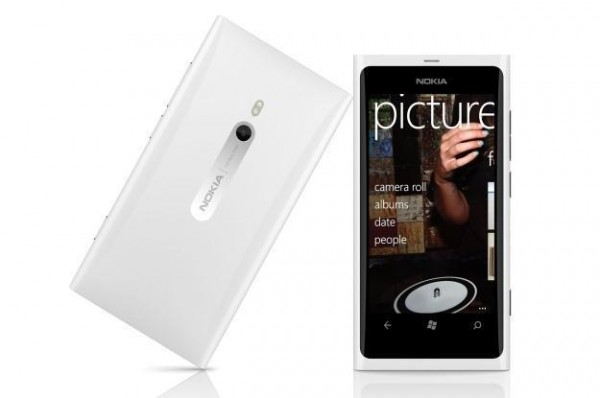 Nokia Lumia 920 - biała