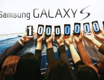 Samsung sprzedał już 100 milionów smartfonów serii Galaxy S