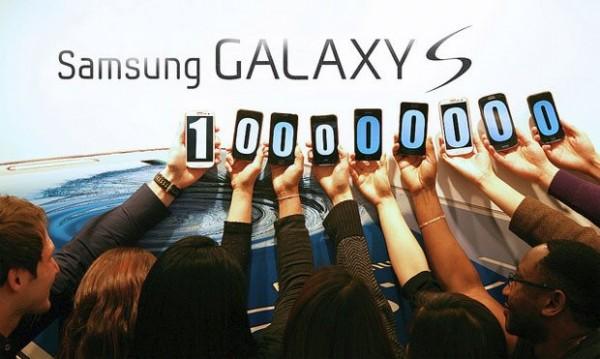 Samsung sprzedał 100 milionów Galaxy S
