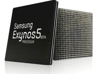 Chip Exynos 5 Octa będzie mógł używać 8 rdzeni na raz (aktualizacja)