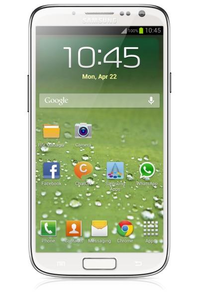Samsung Galaxy S IV - domniemane zdjęcie