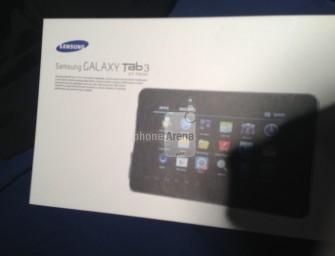 Czy to Samsung Galaxy Tab 3?