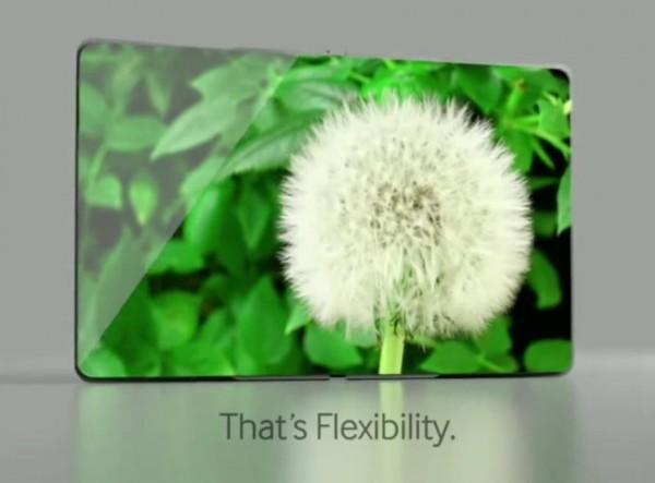Samsung YOUM - smartfon prototypowy