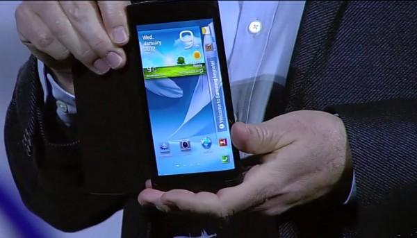 Samsung YOUM - smartfon referencyjny