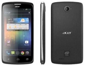 Acer Liquid C1 – kolejny smartfon z procesorem Intela