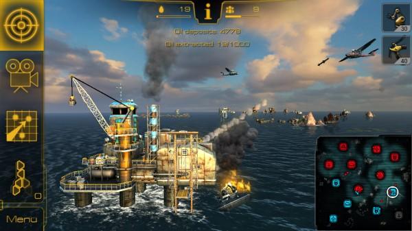 Oil Rush 3D