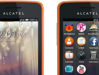 Alcatel One Touch Fire z Firefox OS już latem zawita do Polski