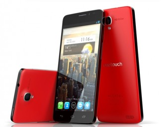 Alcatel One Touch Idol X – Android 4.2 i 5″ ekran 1080p