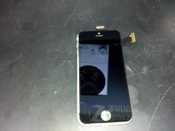 Apple iPhone 5S - przeciek