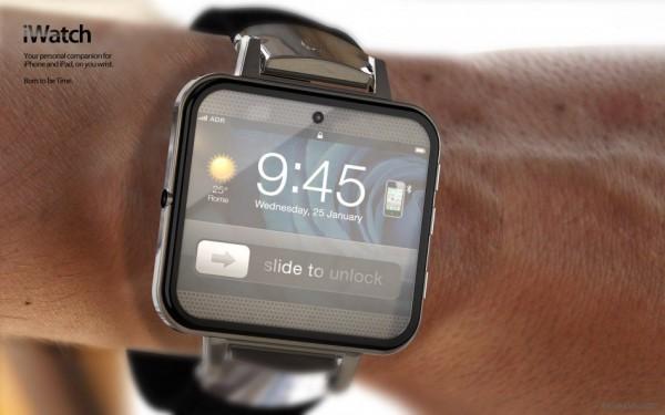 Apple iWatch - koncept