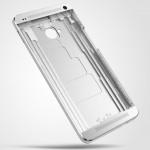 HTC One - obudowa