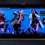 HTC One - ekran