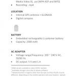 HTC One - specyfikacja