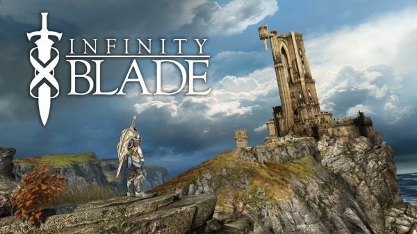 Infinity Blade na iOS