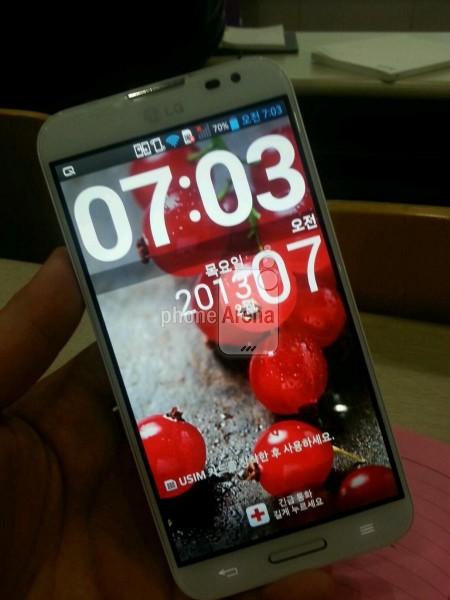 LG Optimus G Pro - wersja globalna