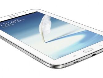 Galaxy Note 8.0 dostaje aktualizację do 4.4.2 KitKat