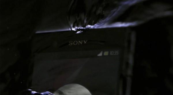 Sony Xperia Z - test wodoodporności