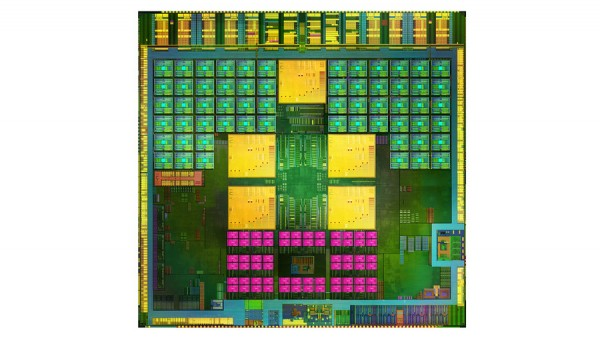 nVidia Tegra 4 - architektura