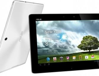 ASUS rozpoczął aktualizowanie tabletu Transformer Pad TF300 do Android 4.2